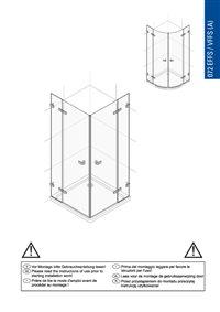 instructions de montage bekon koralle ag. Black Bedroom Furniture Sets. Home Design Ideas